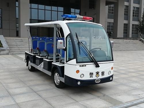 湖南监狱电动巡逻车