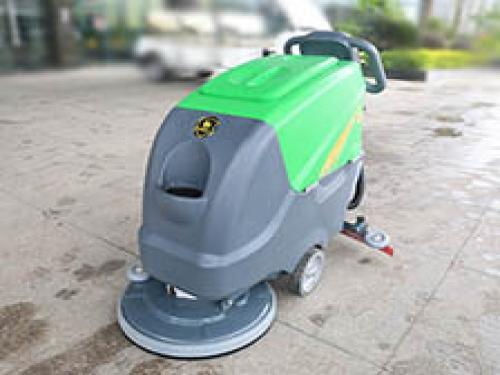 手推式电动洗地机