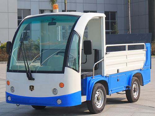 六桶垃圾分类驳运车(DT1-B3A)