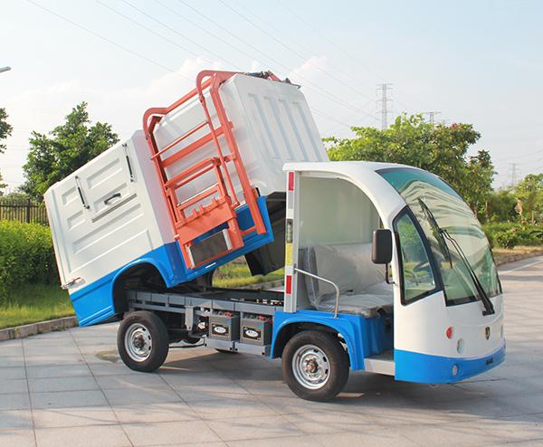 电动垃圾分类清运车DHWQY-7