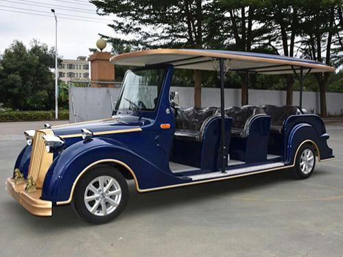 12座老爷车七彩系列--藏蓝色