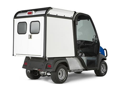 小型货箱工具车CA500