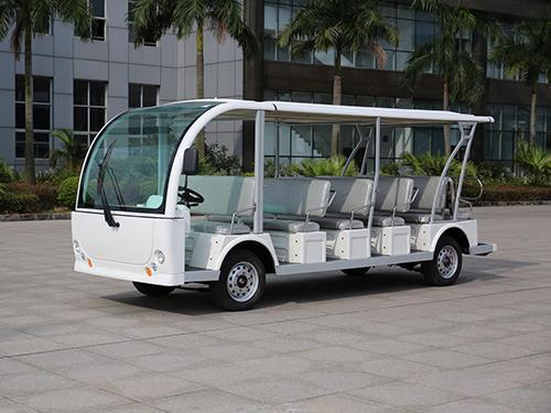 23座开放式电动观光车