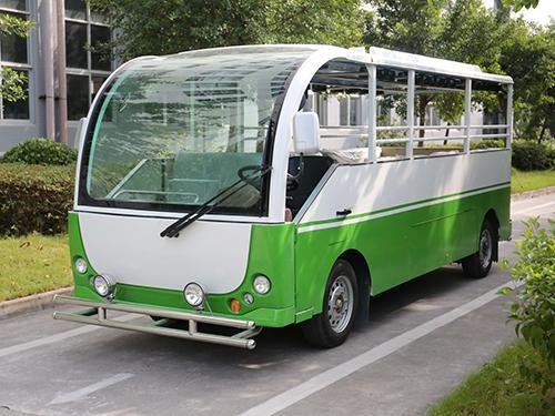 封闭式空调巴士光观车